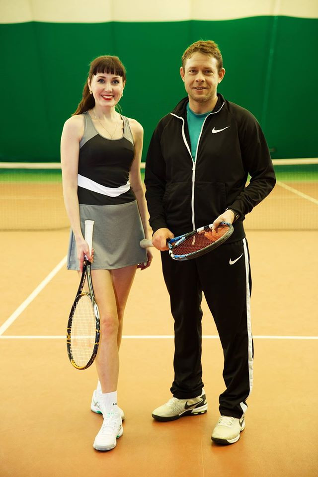 Мария Ефремова и Павел Буре