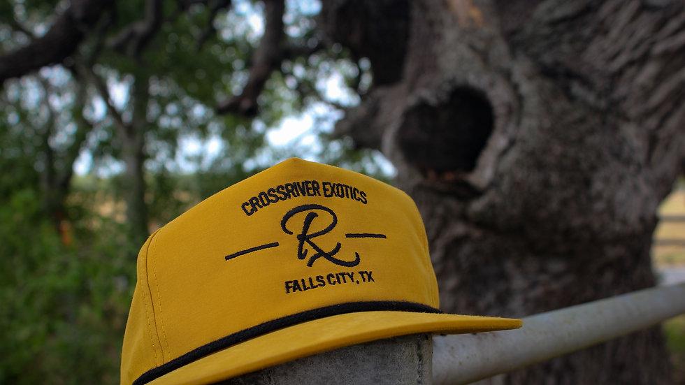 CRE Yellow Grandpa Hat