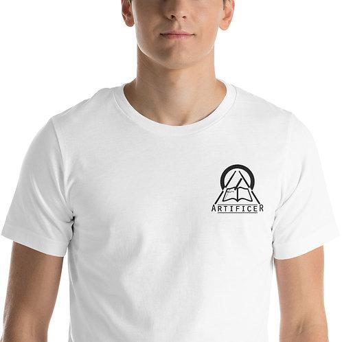 Short-Sleeve T-Shirt - Artificer Logo Embroidered