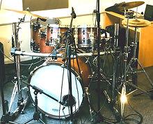 Jonathan Curtis Drum Studio Kit