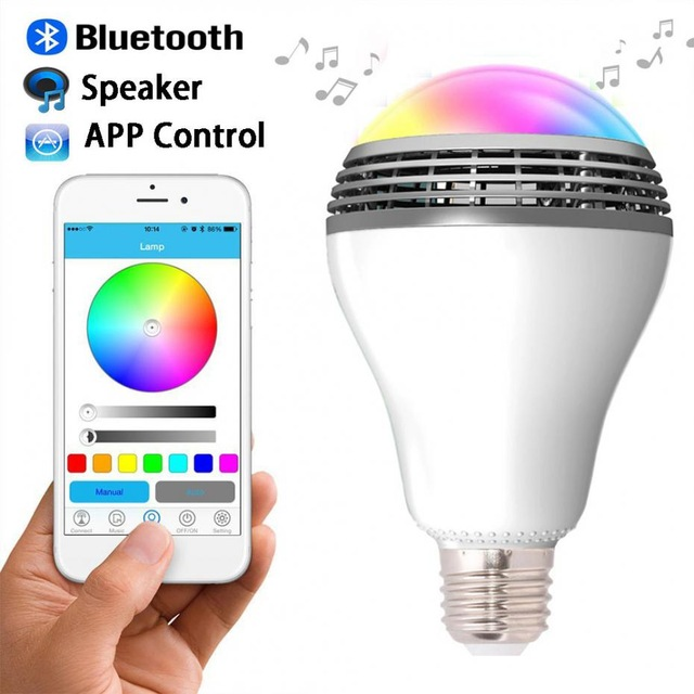 Smart LED Bulb with App Control