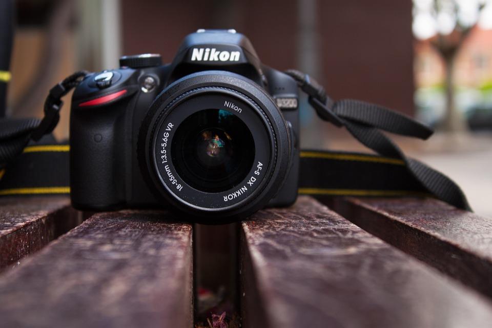 Digital Camera Nikon SLR