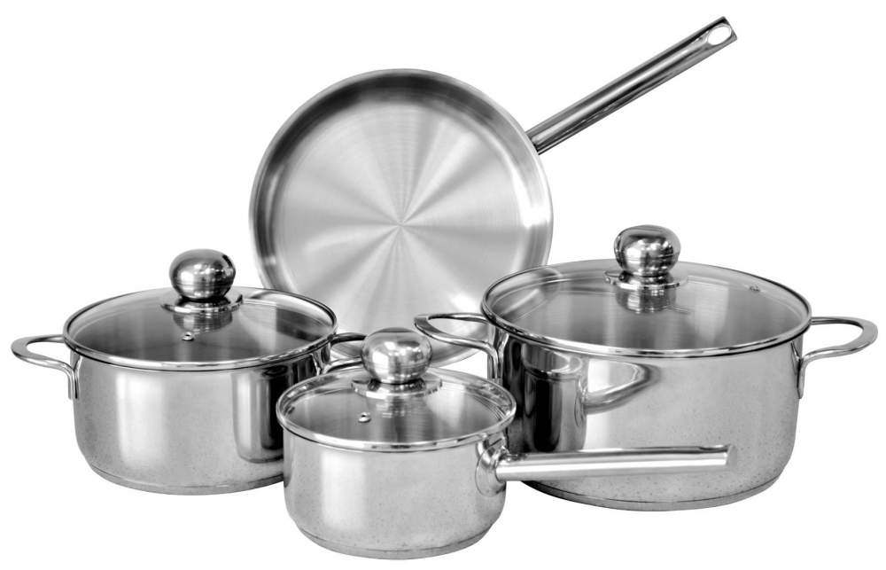 Stainless Steet Cookware Set