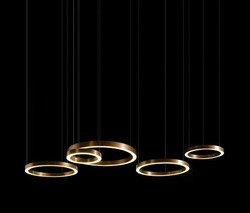 Circle Ceiling Lights