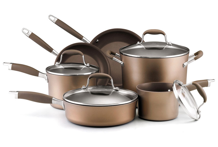 Cookware Set Bronze