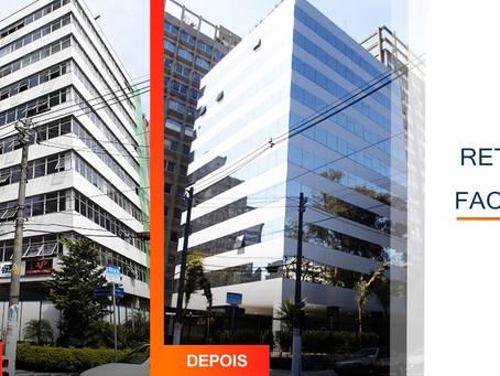 Retrofit da fachada promove a valorização dos condomínios