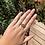 "Thumbnail: Silver ""soph"" ring (size U)"