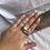 Thumbnail: Leader ring- Size Q