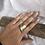 Thumbnail: Berty ring- size T