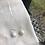 Thumbnail: Small pearl drop (silver)
