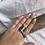 Thumbnail: Berty ring- size O