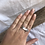 Thumbnail: Patsy ring- Size Q