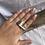 Thumbnail: Berty ring - size S