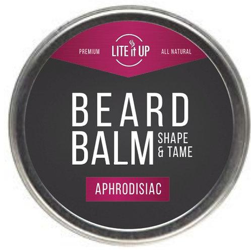 Lite It Up BEARD BALM  - [APHRODISIAC]
