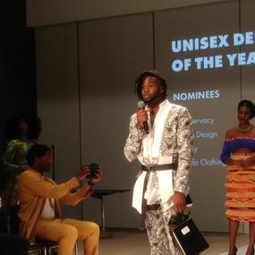African Fashion Week 2018 Awardee Gift Bags