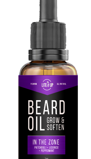 BEARD OIL In the Zone
