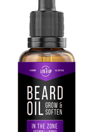 BEARD OIL - IN THE ZONE