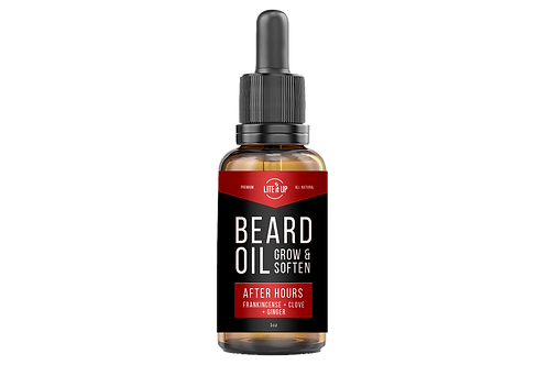 BEARD OIL - AFTER HOURS