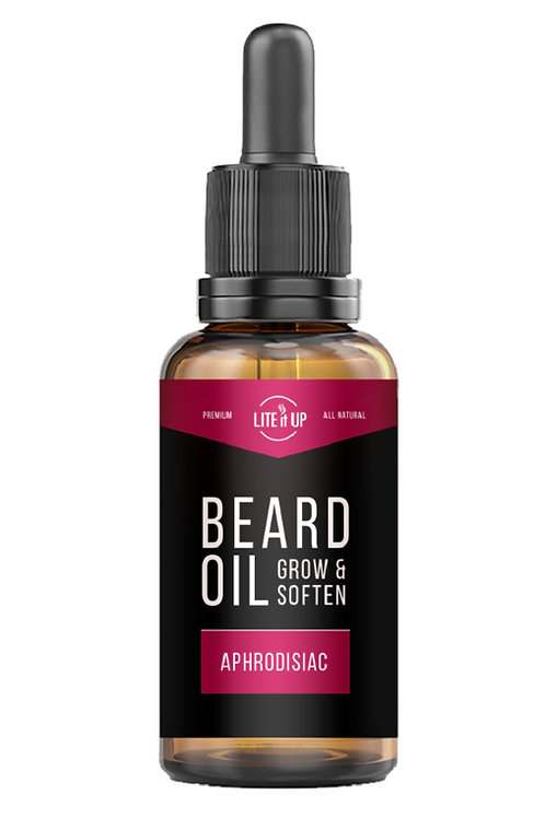 Lite It Beard Oil - APHRODISIAC (LOVE POTION)