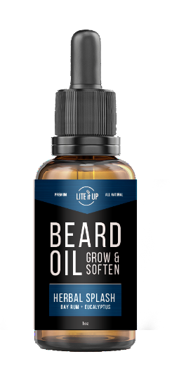 BEARD OIL Herbal Splash