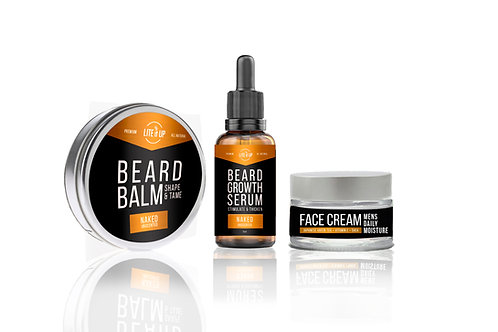 Men's Grooming Collection Starter Gift Pack