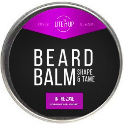Lite It Up BEARD BALM  - [IN THE ZONE]