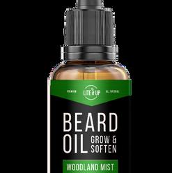 BEARD OIL Woodland Mist