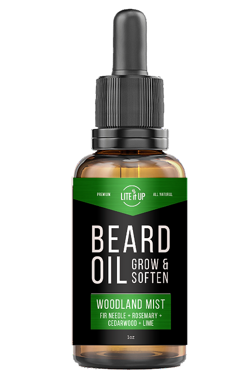 BEARD OIL - WOODLAND MIST