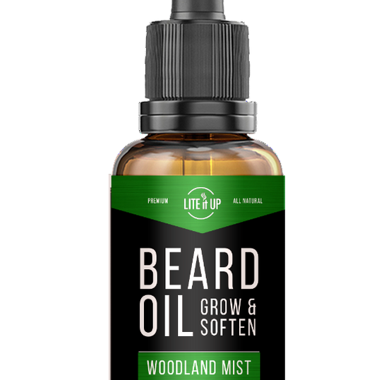 BEARD OIL Woodland Mist