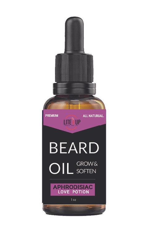 Lite It Beard Oil - APHRODISIAC (LOVE POTION)