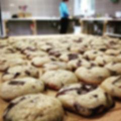 jeden z druhů našich domácích sušenek