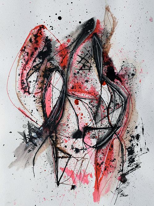 My ink bleeds - A3