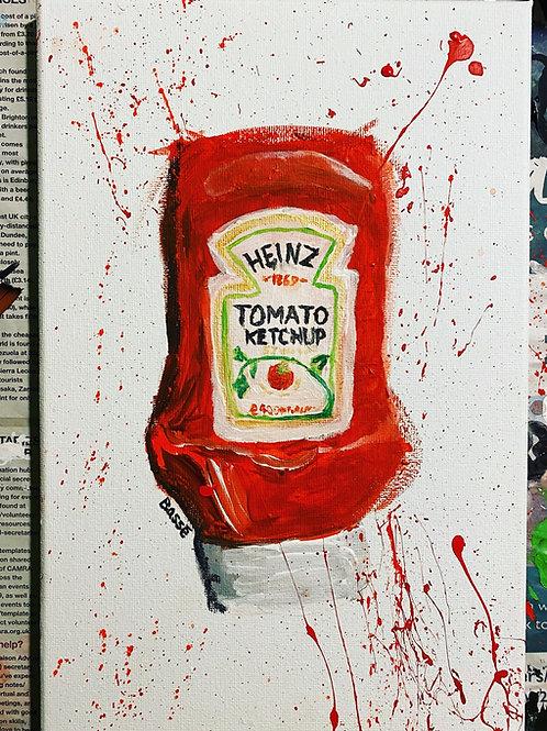 I bloody love ketchup