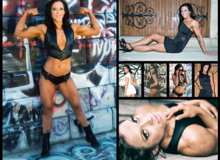 The Carri Woodgerd, Figure Competitor and Model