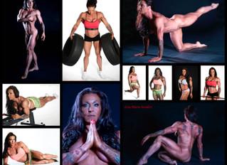 Lisa Marie Sanders, IFBB Pro Physique