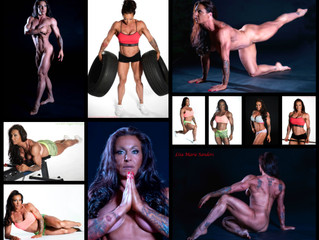 Lisa Marie Sanders, IFBB Pro Physique