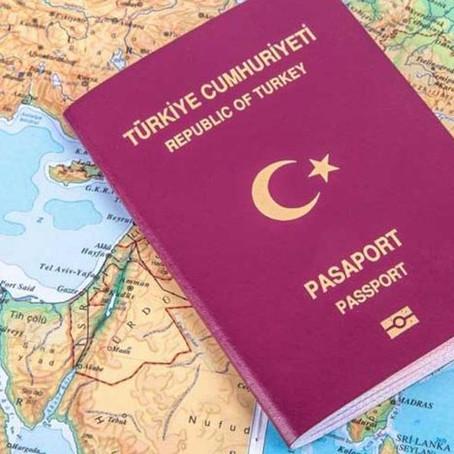 حول الجنسية التركية