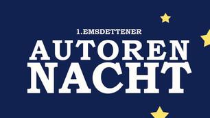 1. Emsdettener Autoren-Nacht