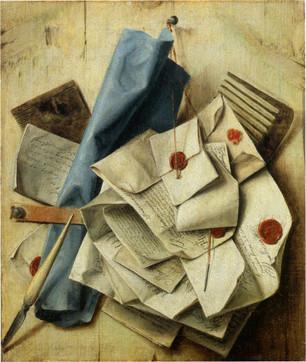 Trompe-l'oeil von C. N. Gijsbrecht