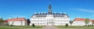 Lesung in Schloss Hubertusburg
