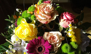 """Vielen Dank für die """"Blumen"""""""