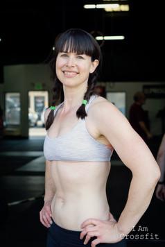 Sonia M Prazak 35 started June 2012. I was bored with marathon running.
