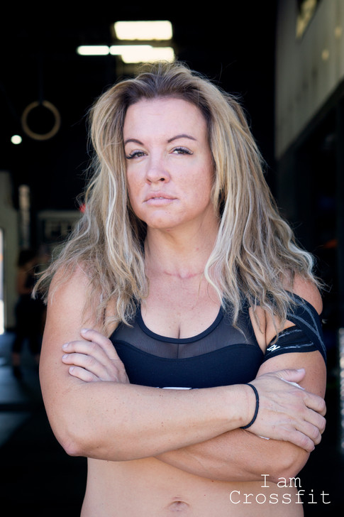 Heather Alexander  4yrs Wanted to get stronger . The cardio i was doing wasn't doing anything for me.