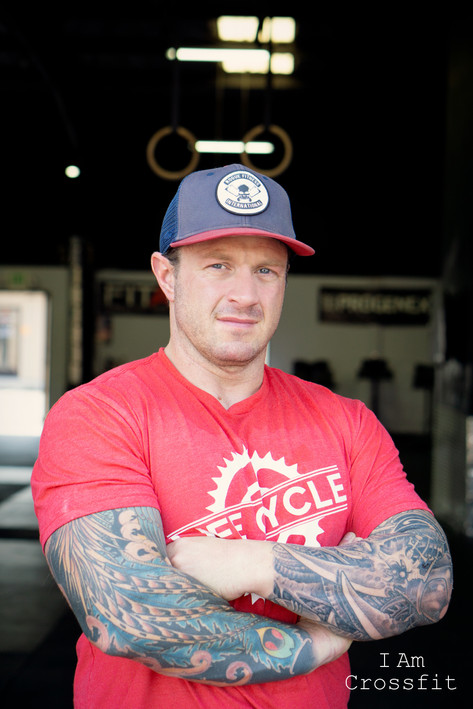 Lief Larson 40 years old Started CrossFit in 2008 after my brother in law introduced to me. I had become bored with the typical bodybuilding/cardio routine. CrossFit taught me so much about how to train all the while making it enjoyable.