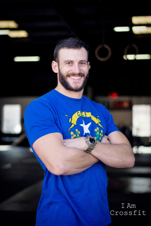 Cody Z Kiser 28 Started CrossFit in 2012 I started CrossFit to become a beast and win more rodeos.