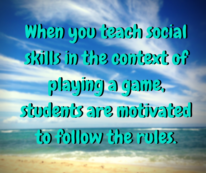 Teaching Social Skills with Hangman:  A day in the life of a special education teacher.