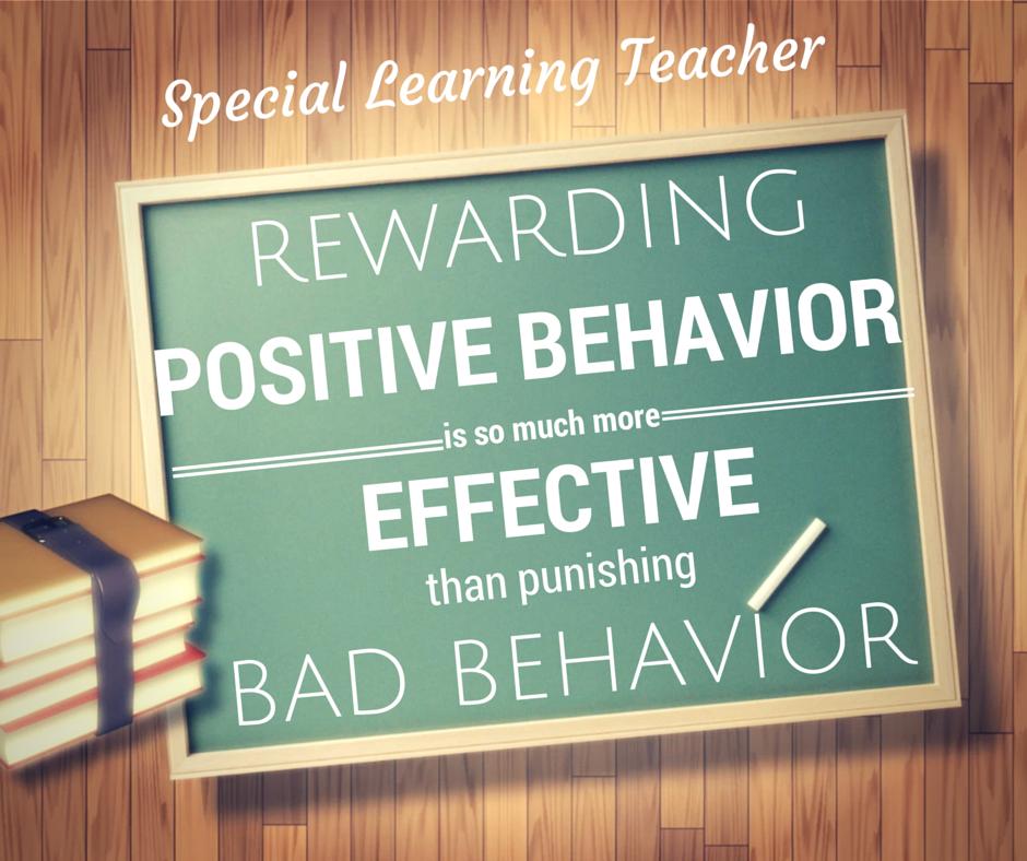 Rewarding positive behavior quote.png