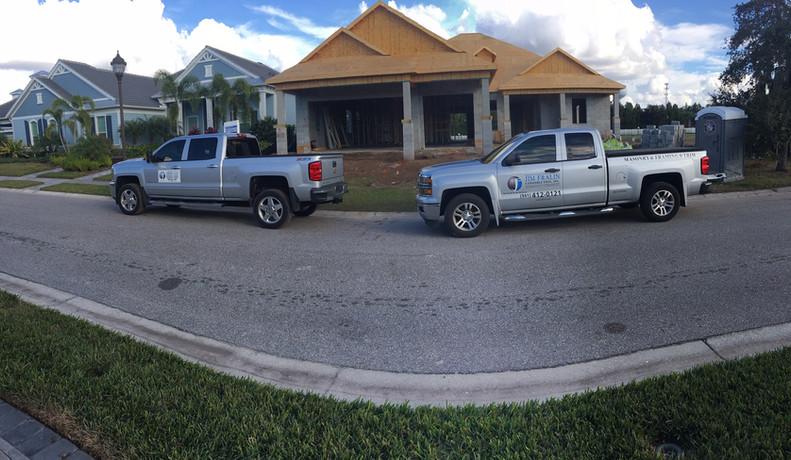 Custom carpentry division - Bradenton, FL.