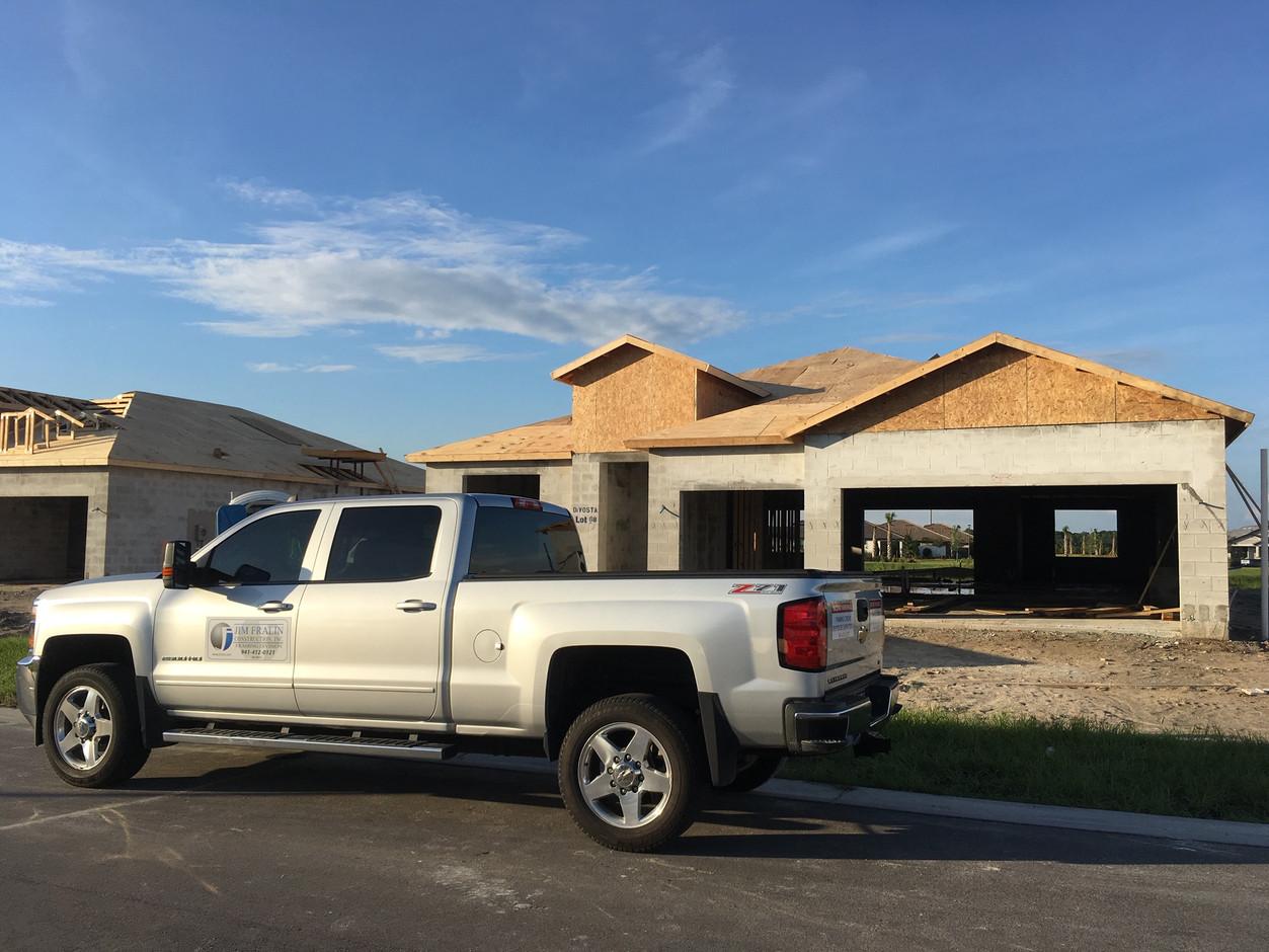 Roof system - Sarasota, FL.