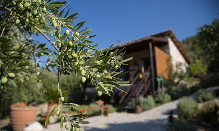 Our cottages in nature, Crète